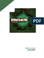 Jerusalen - Letras