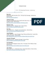 citations for links