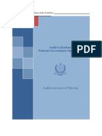 Federal Audit Guidelines_ Final 22-03-2010(Formated)