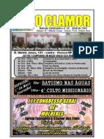 Boletim Informativo da Igreja Evangélica Clamor dos Fiéis - Abril de 2010
