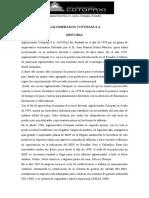 Aglomerados Cotopaxi S.A