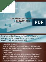 Medios Ayudas Técnicas Didácticas