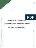 54231463 Calculo de Fundaciones Metodo Sulzberger