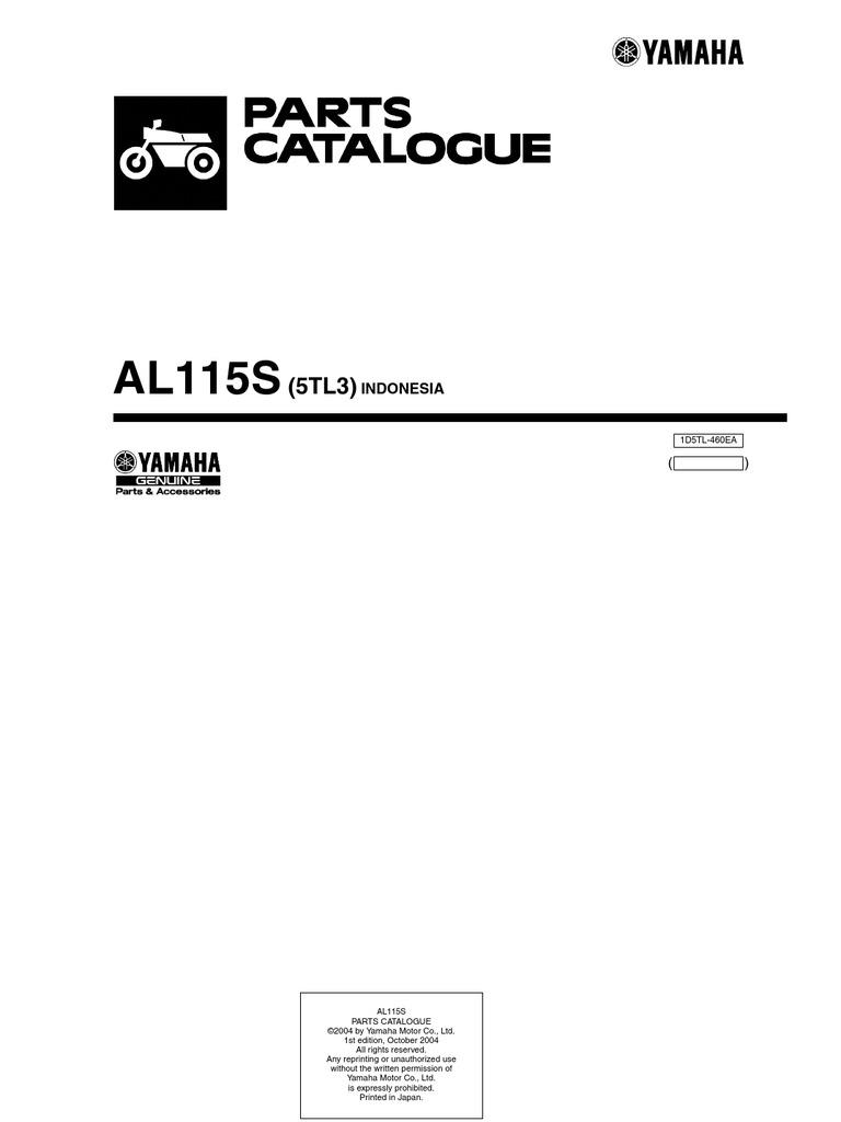 Enjoyable Mio Sporty Catalog Parts Screw 91K Views Wiring 101 Picalhutpaaxxcnl