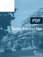Joyce-Collingwood Station Precinct Review