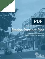 Joyce-Collingwood Station Precinct Review