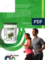 Proteina Vegetal Polvo