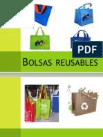 YARIS PUBLICIDAD Bolsas Reusables