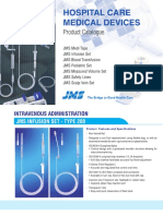 JMS Surgical Products by Hemant Surgical Industries Limited