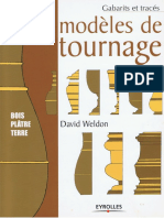 580 Modeles de Tournage - David Weldon