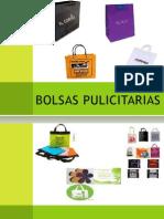 YARIS PUBLICIDAD Bolsas Pulicitarias