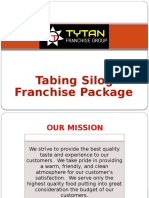 franchise presentation