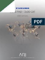 FURUNO ECDIS User Manual