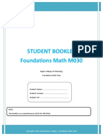 fc5 m030 student booklet