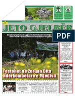 Jeto Gjelber_Qershor 2016