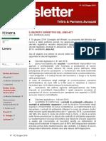 Newsletter T&P N°102