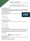 Demand and ElasticitiesDemand and Elasticities