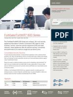 FortiGate FortiWiFi 60D Series