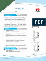 Huawei Outdoor Power System Datasheet