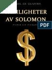 Svenska - Hemligheter Av Solomon
