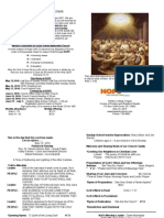 Hope Bulletin May 23