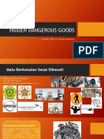 Materi Hidden Dangerous Goods (Awareness)