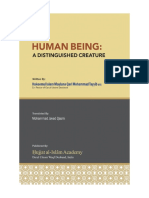 Human Being Book