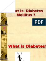 What is Diabetes (PSEm) 02