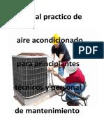 Manual Practico de Aire Acondicionado