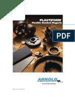 Plastiform Flexible Bonded Magnets Properties