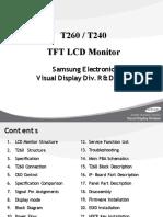 Samsung+LS26TWHSUV+T260+T240+Training+Manual