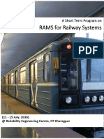 IIT IMRT RAMS Program Brochure