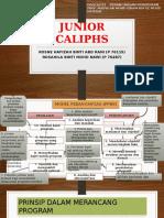 Group Junior Caliphs