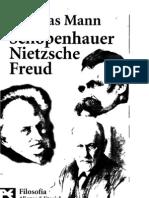 Schopenhauer Nietzsche, Freud