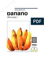 Descriptors for Banana Musa Spp. 326 ES (1)