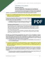 PsGrupos - Resumen Tema 5