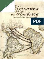 Luz Maria Martinez Montiel Africanos en America 2008 PDF