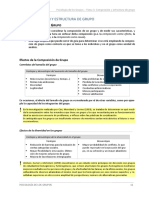 PsGrupos - Resumen Tema 3