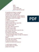 Poema Macedonio Fernandez