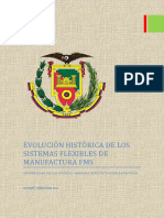 Evolución Histórica de Los Sistemas Flexibles de Manufactura Fms