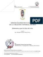 Es Monos 2009 Lug 05 Genesis Matematico Sagrado Ing Ajac