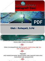 Gas Chromatografhy