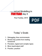 Fortran - Paul Tackley