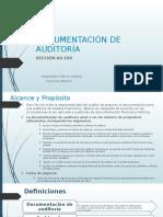 Documentación de Auditoría