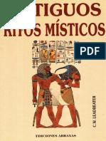 Antiguos Ritos Misticos