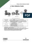 Rotary Cv Sel Guide
