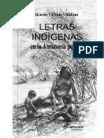 Letras Indigenas en La Amazonia Peruana