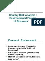 41985016 Environmental Factors of International Business