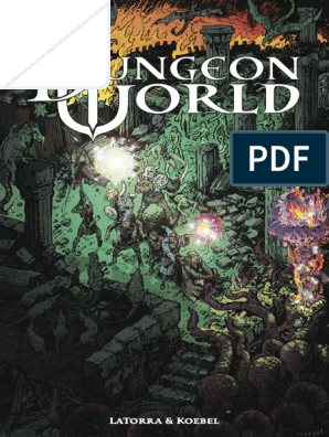 Dungeon World | Role Playing Games | Leisure