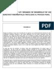Desarrollo Derechos Fundamentales